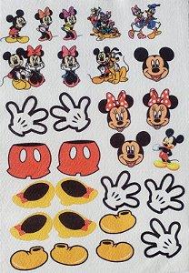 Mickey e Minnie para Clips