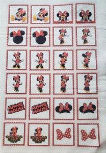 Jogo da Memória Minnie Vermelha
