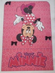 Kit higiene Minnie Rosa
