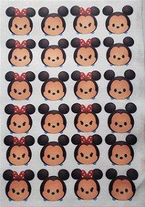 Para Clips - Mickey e Minnie Tsum Tsum