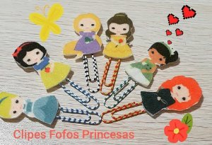Para Clips - Princesas