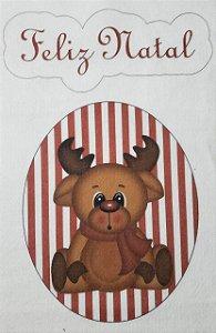 Placa de Porta - Guirlanda 8