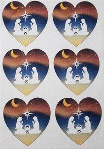 Coração Sagrada Família 3