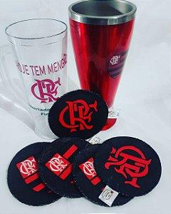 Porta copo Flamengo