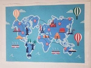 Mapa Ponto Turistico