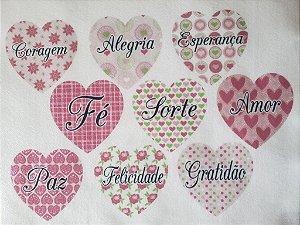 Coração colorido 2- 6