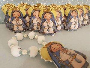 Nossa Senhora Aparecida sem Oração modelo 2