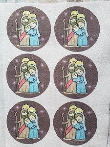Bolinha Sagrada Família