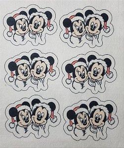 Mickey e Minnie Natal