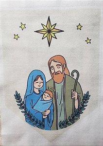 Flamula sagrada Família Amarelinha
