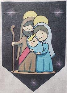 Flamula sagrada Família