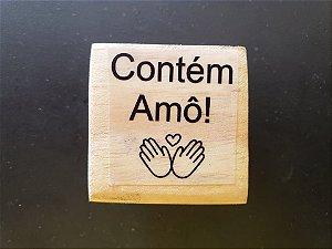 Carimbo Contém Amô! 4x4