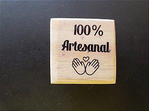 Carimbo 100% Artesanal 4x4