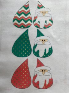 Papai Noel Gotinha Colorido