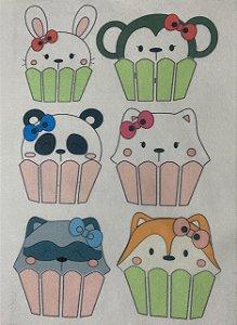 Bichinho Cupcake