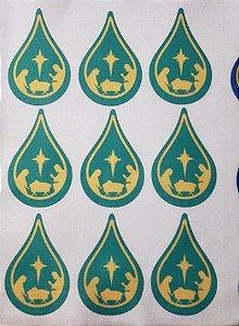 Gotinha Sagrada Família Verde