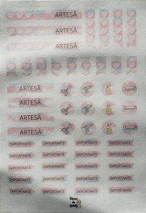 Para clips Artesã