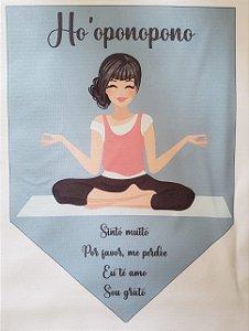 Flamula Ho' oponopono meditação 1