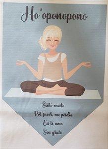Flamula Ho' oponopono meditação 3