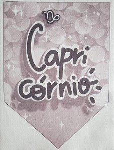 Flamula Signo Capricórnio