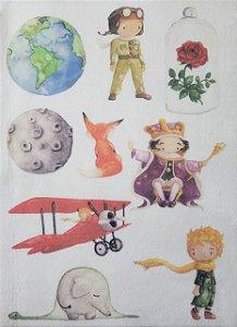 Kit Móbile O pequeno principe