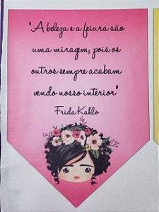 Flamula Frida A beleza e a feiura são uma miragem...