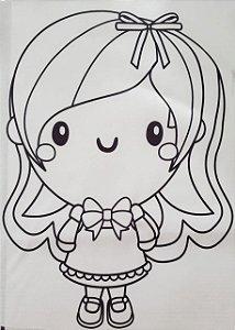 Alice para colorir 1