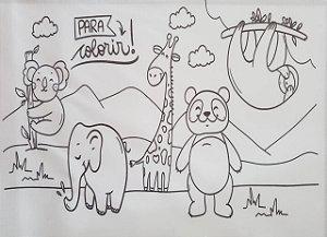 Atividades para colorir 5