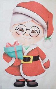 Naninha Mamãe Noel 2 - 28cm
