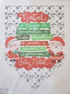 Flamula Natal é tempo de comemorar...