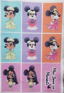 Jogo da memória Minnie 2
