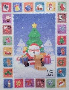 Calendário Advento Noel - Natal
