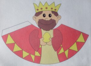 Cone Rei Mago 1- presépio natal
