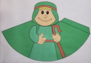 Cone José 2- presépio natal