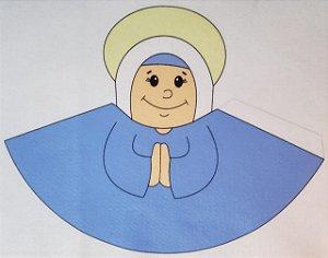 Cone Maria- presépio natal