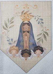 Flamula Nossa Senhora Aparecida