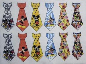 Gravatinhas Pet - Mickey