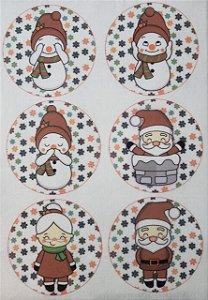 Bolinhas de Natal