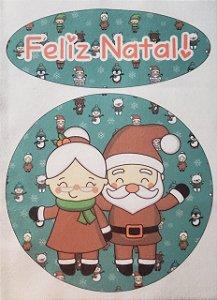 Enfeite de Porta Natal n3