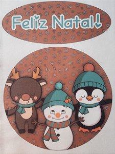 Enfeite de Porta Natal n4