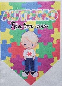 Flamula o Autismo não tem cara menino 4