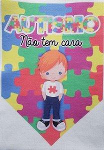 Flamula o Autismo não tem cara menino 3