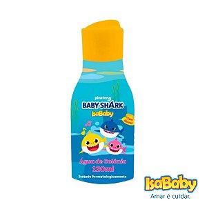 Água de Colônia IsaBaby Baby Shark 120ml ( A fórmula é suave )...