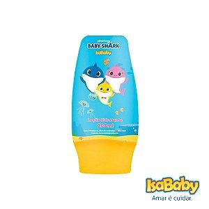 Hidratante IsaBaby Baby Shark 200ml (Protege contra o Ressecamento)