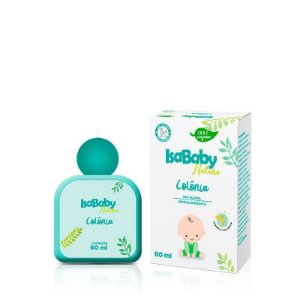 Colônia IsaBaby Nature 60ml