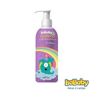 Shampoo IsaBaby Bu Lilás Sem Lágrimas 200ml ( Hipoalergênico )...