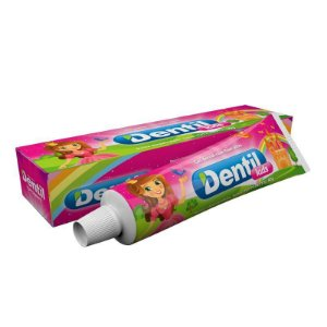 Gel Dental Dentil Kids Tutti Frutti c/ Flúor 50g