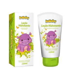 Hidratante IsaBaby Zoo 150ml