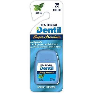 Fita Dental Dentil Super Premium 25 metros