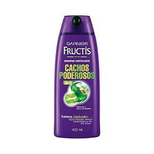 Shampoo Fructis Cachos Poderosos 400ml